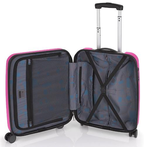 Keményfedeles bőrönd  GA-1123 55 Gabol kabinbőrönd - Nettáska webáruház 16d29fe1f1