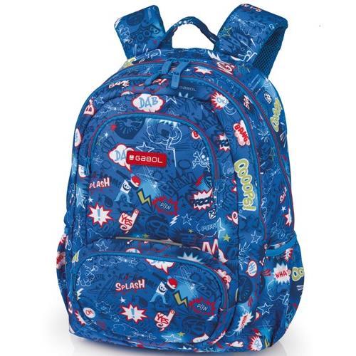 0a7630f86390 Hagyományos hátizsák: Gabol hátizsák GA-224977 - Nettáska webáruház